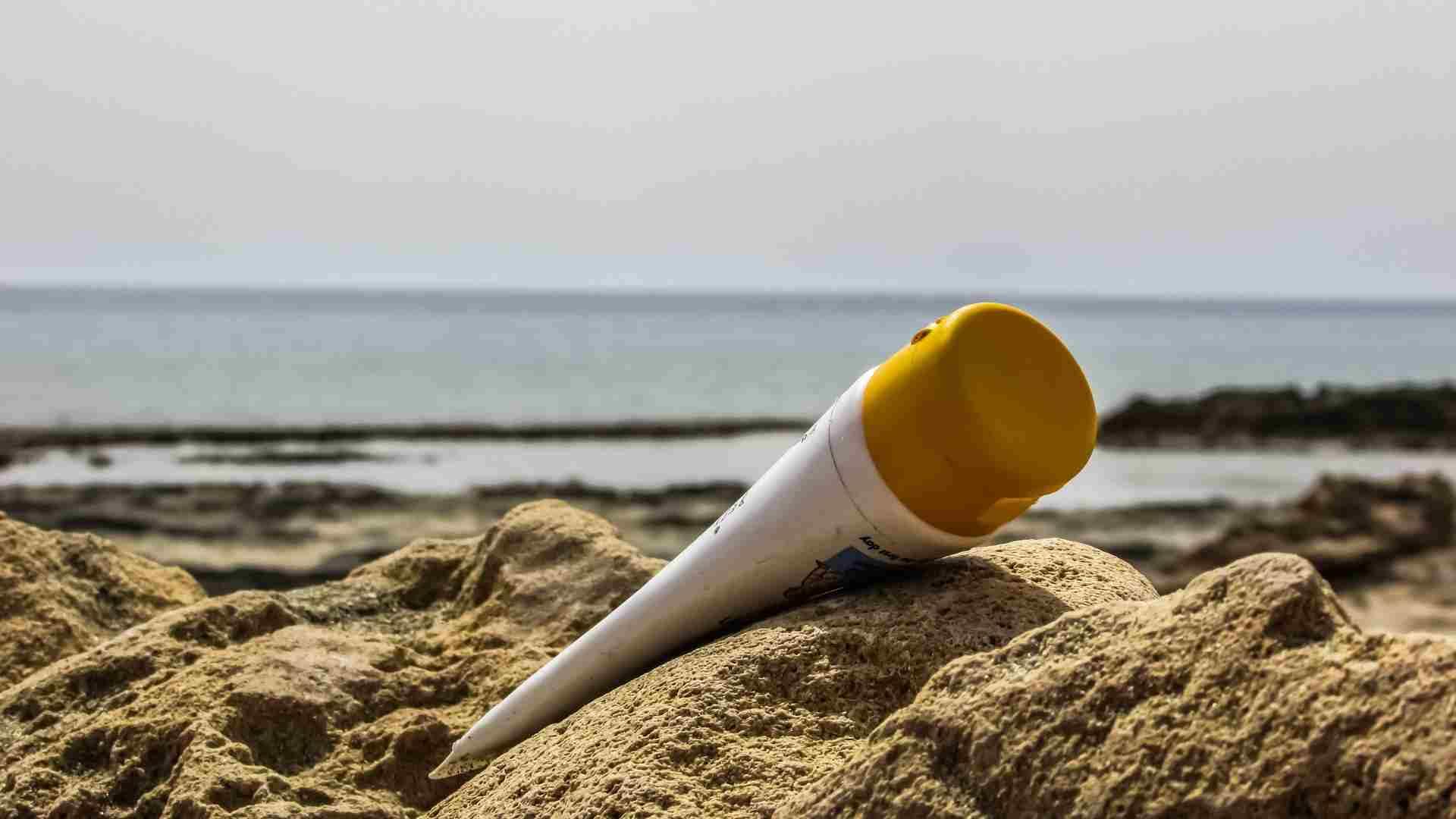 dangers de la crème solaire